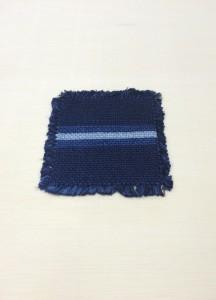藍染コースター1(売り切れ)
