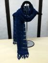 藍染ストール7 (売り切れ)